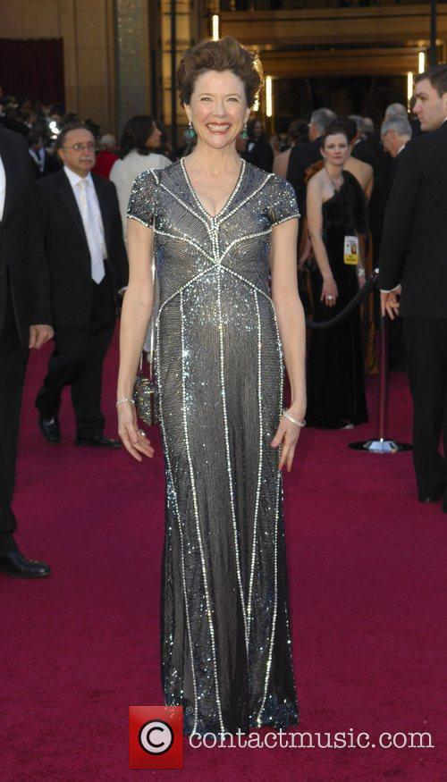 Annette Bening, Academy Awards and Kodak Theatre 1
