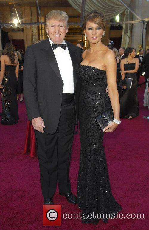 Donald Trump, Academy Awards, Kodak Theatre