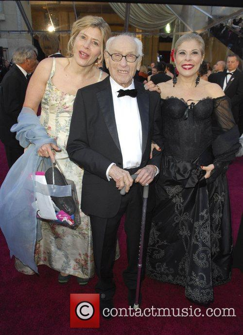 Eli Wallach and Guests 83rd Annual Academy Awards...