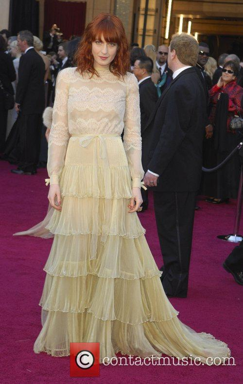 Florence Welch, Academy Awards and Kodak Theatre 6