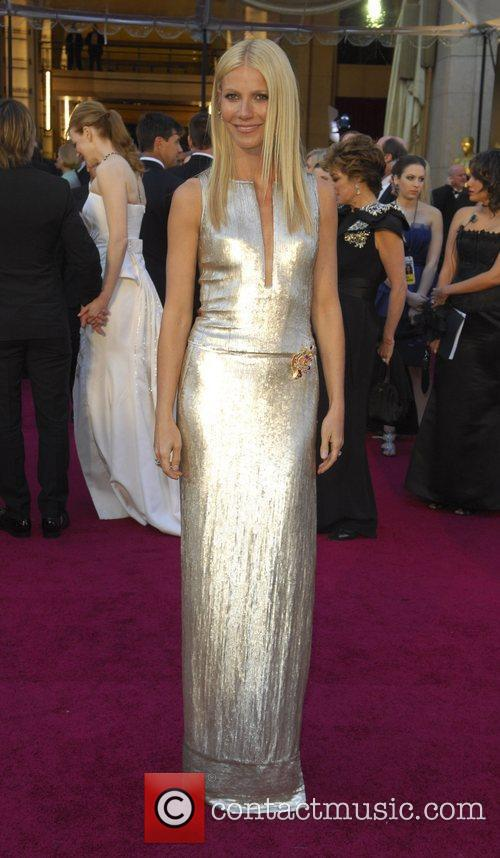 Gwyneth Paltrow, Academy Awards and Kodak Theatre 9