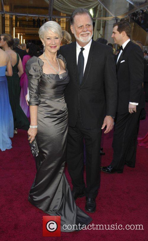 Helen Mirren, Alejandro Gonzalez Inarritu, Academy Awards and Kodak Theatre 9