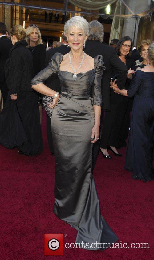Helen Mirren, Bonnie Arnold, Academy Awards, Kodak Theatre
