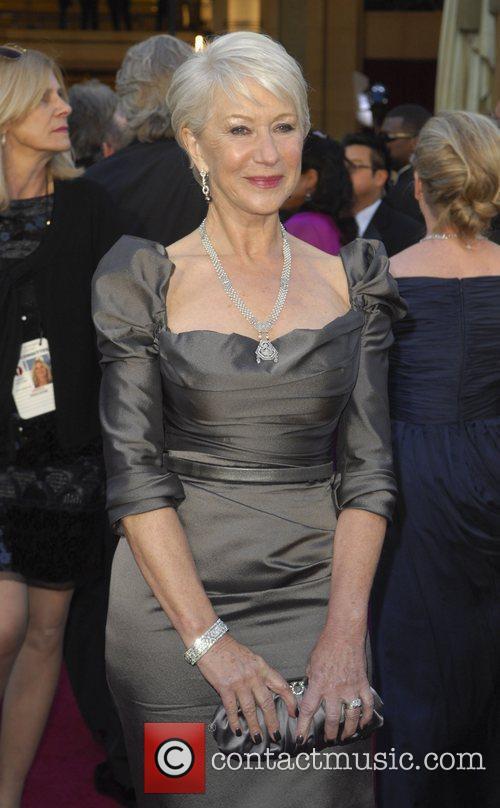 Helen Mirren, Gwyneth Paltrow, Academy Awards and Kodak Theatre 8