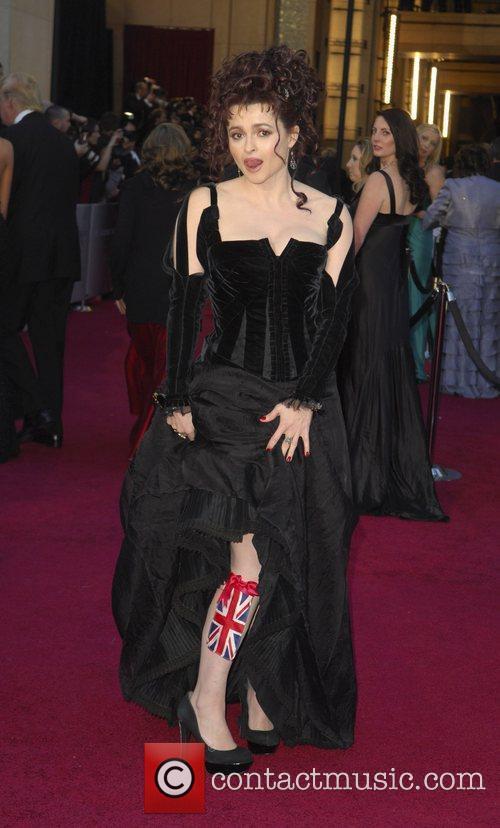 Helena Bonham Carter, Alejandro Gonzalez Inarritu, Academy Awards and Kodak Theatre 2