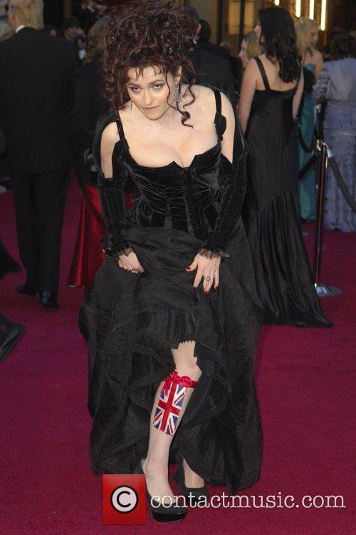 Helena Bonham Carter 83rd Annual Academy Awards (Oscars)...