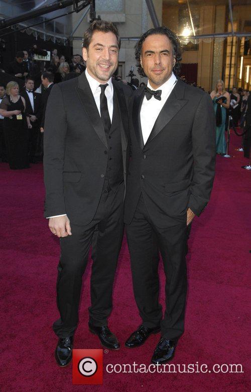 Javier Bardem and Alejandro Gonzalez Inarritu 83rd Annual...