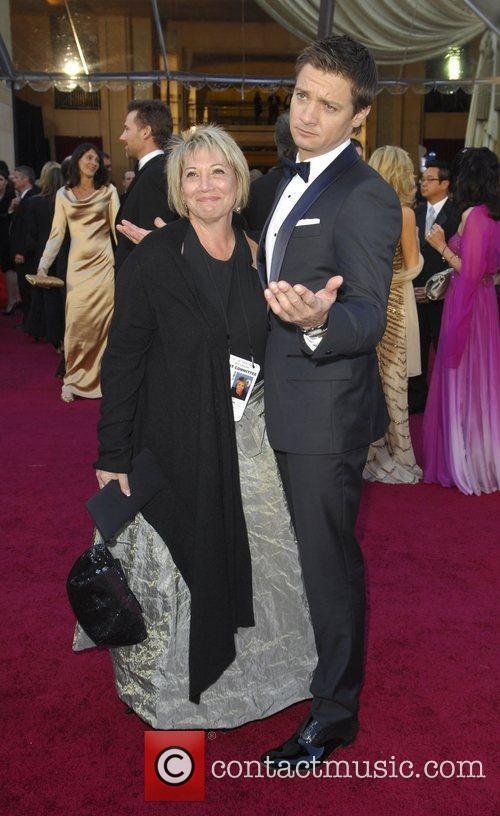 Jeremy Renner and Guest 83rd Annual Academy Awards...