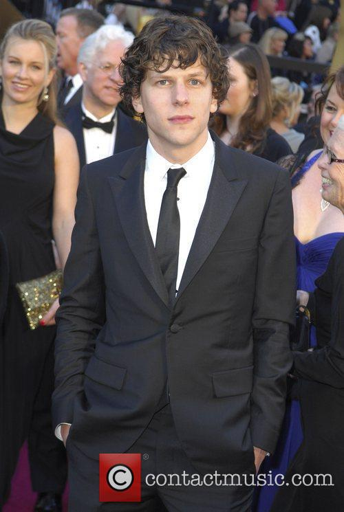 Jesse Eisenberg, Academy Awards and Kodak Theatre