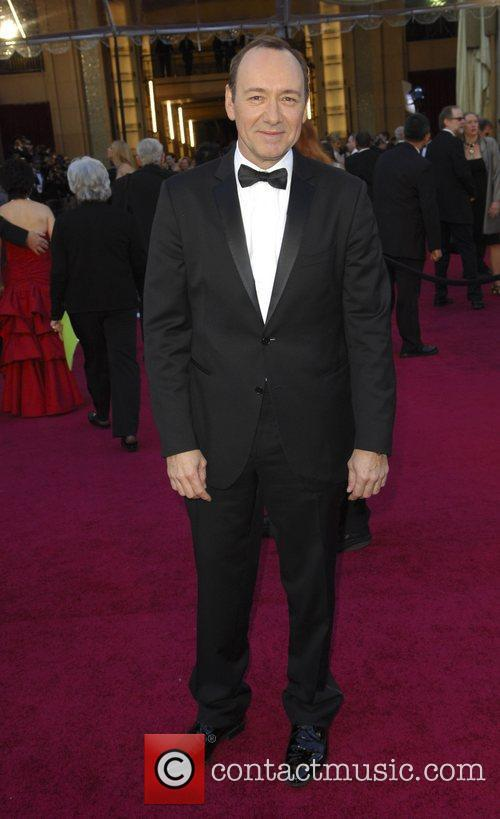 Kevin Spacey, Academy Awards and Kodak Theatre 9