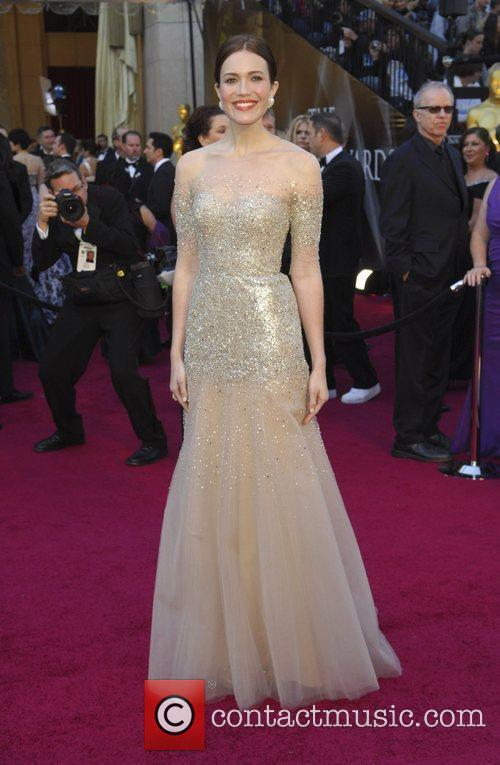 Mandy Moore, Academy Awards and Kodak Theatre 8