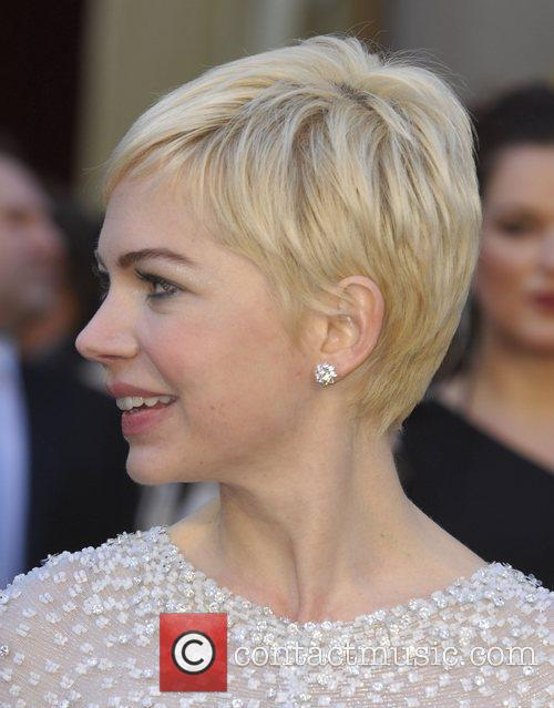 Michelle Williams, Academy Awards and Kodak Theatre 11