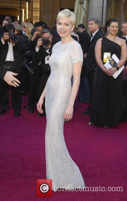 Michelle Williams, Academy Awards and Kodak Theatre 10