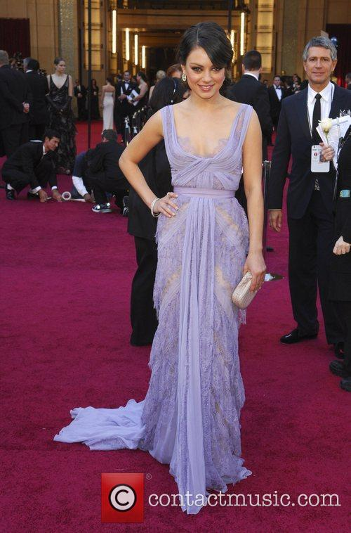 Mila Kunis, Academy Awards and Kodak Theatre 10