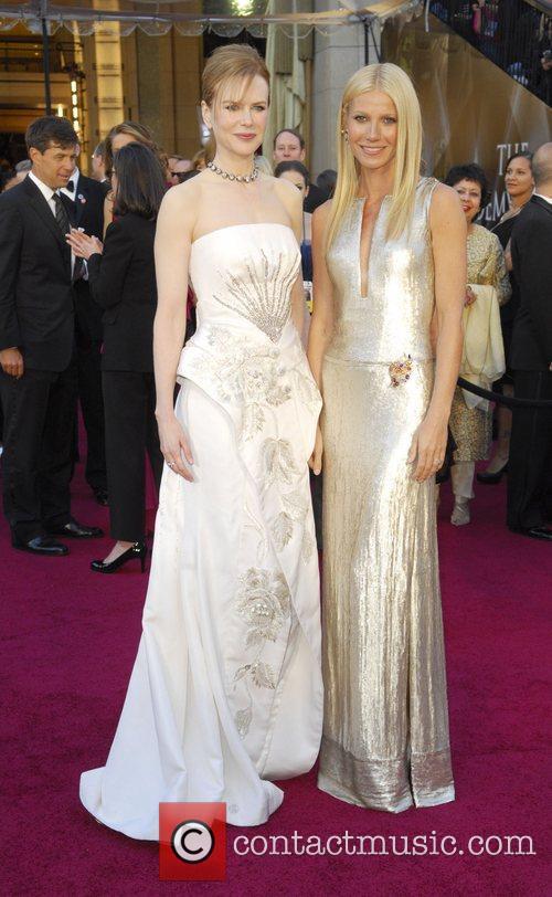 Nicole Kidman, Gwyneth Paltrow, Academy Awards and Kodak Theatre 8