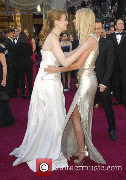 Nicole Kidman and Gwyneth Paltrow 83rd Annual Academy...