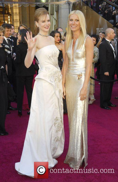 Nicole Kidman, Gwyneth Paltrow, Academy Awards and Kodak Theatre 9