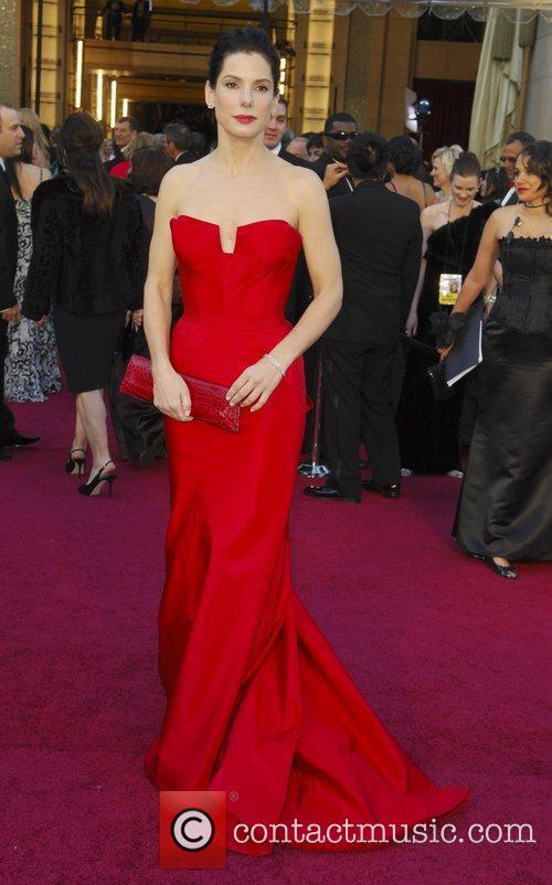 Sandra Bullock, Academy Awards, Kodak Theatre