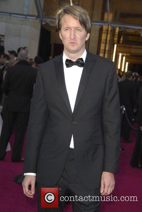 Tom Hooper, Academy Awards and Kodak Theatre 1