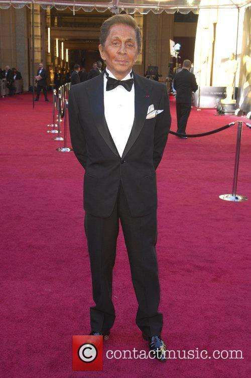 Valentino, Academy Awards and Kodak Theatre 1