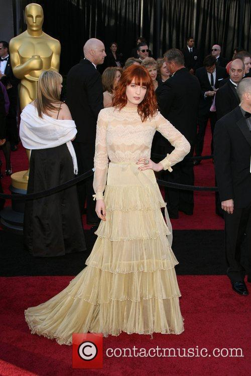 Florence Welch and Academy Of Motion Pictures And Sciences 1