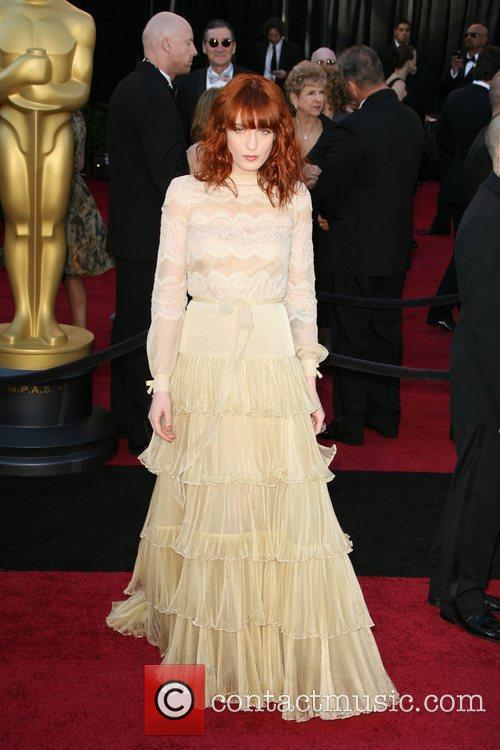 Florence Welch and Academy Of Motion Pictures And Sciences 5