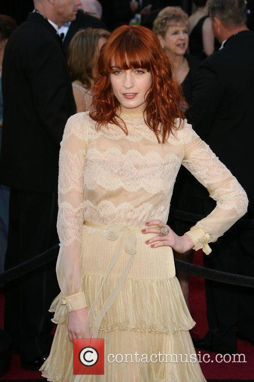 Florence Welch and Academy Of Motion Pictures And Sciences 4