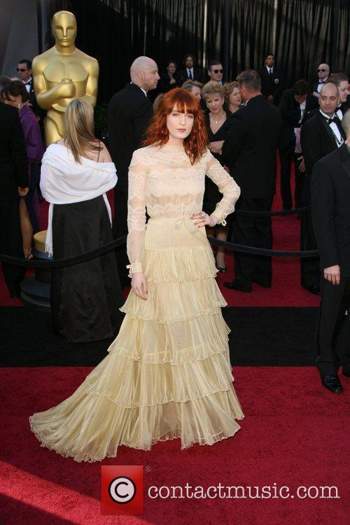 Florence Welch and Academy Of Motion Pictures And Sciences 3