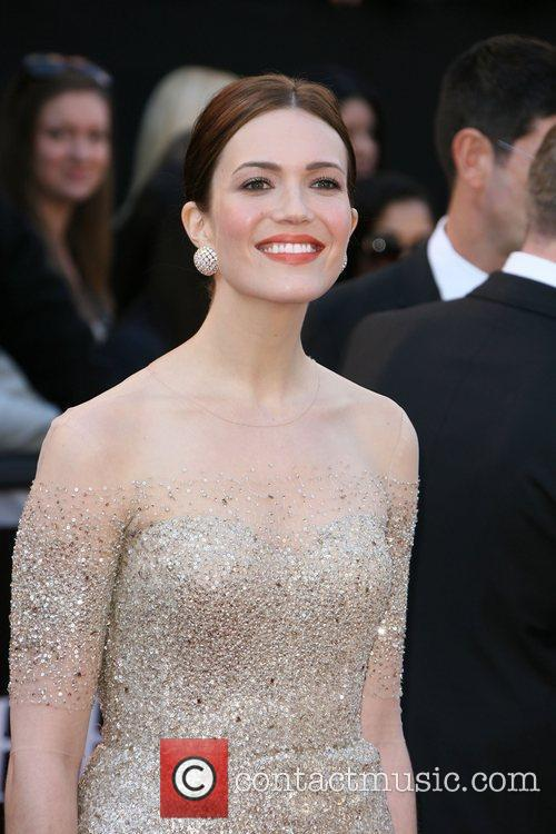 Mandy Moore, Academy Of Motion Pictures And Sciences and Academy Awards 2