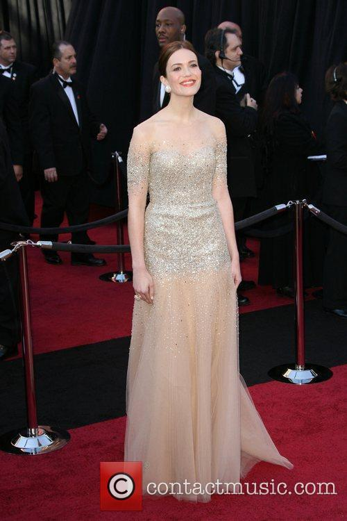 Mandy Moore, Academy Of Motion Pictures And Sciences and Academy Awards 7