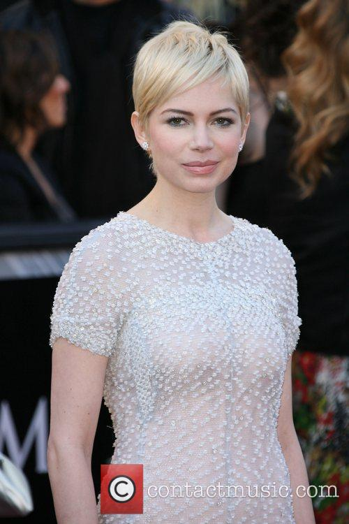 Michelle Williams, Academy Of Motion Pictures And Sciences and Academy Awards 8