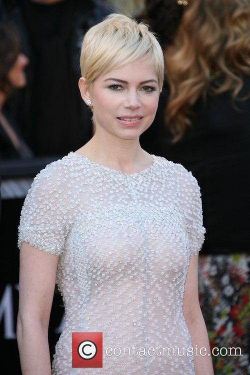 Michelle Williams, Academy Of Motion Pictures And Sciences and Academy Awards 7