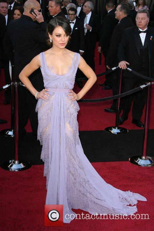 Mila Kunis, Academy Of Motion Pictures And Sciences and Academy Awards 9