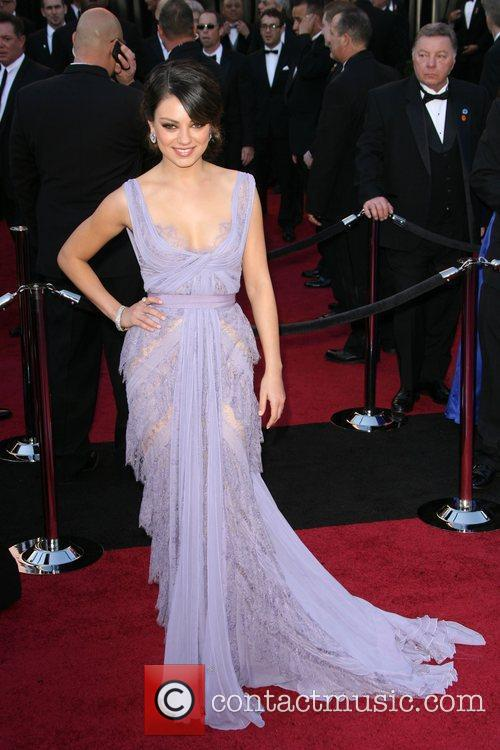Mila Kunis, Academy Of Motion Pictures And Sciences and Academy Awards 6