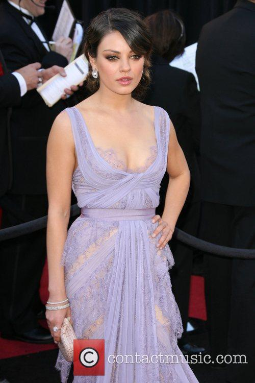 Mila Kunis, Academy Of Motion Pictures And Sciences and Academy Awards 5