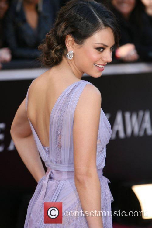 Mila Kunis, Academy Of Motion Pictures And Sciences and Academy Awards 1