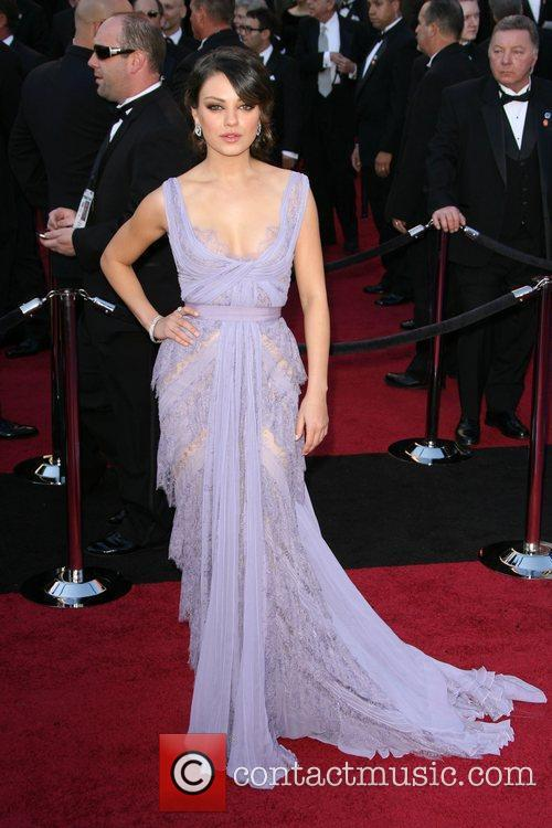 Mila Kunis, Academy Of Motion Pictures And Sciences and Academy Awards 3