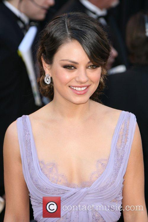 Mila Kunis, Academy Of Motion Pictures And Sciences and Academy Awards 8
