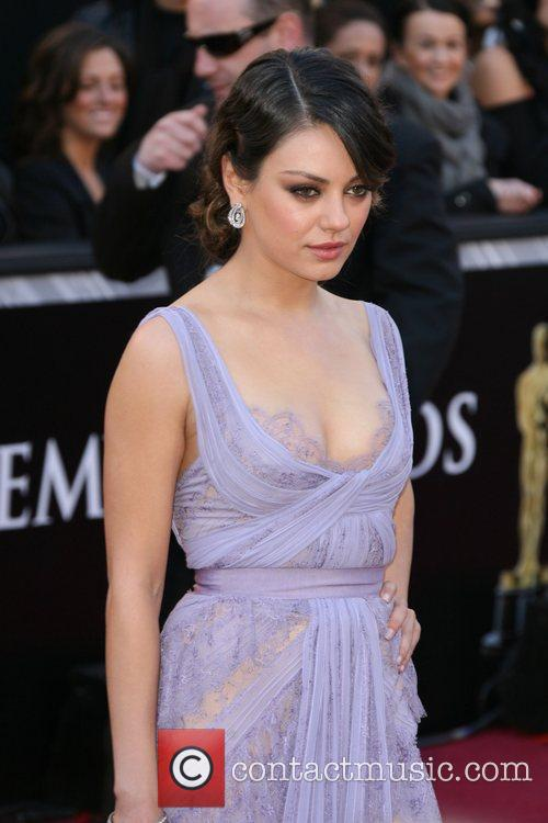 Mila Kunis, Academy Of Motion Pictures And Sciences and Academy Awards 2