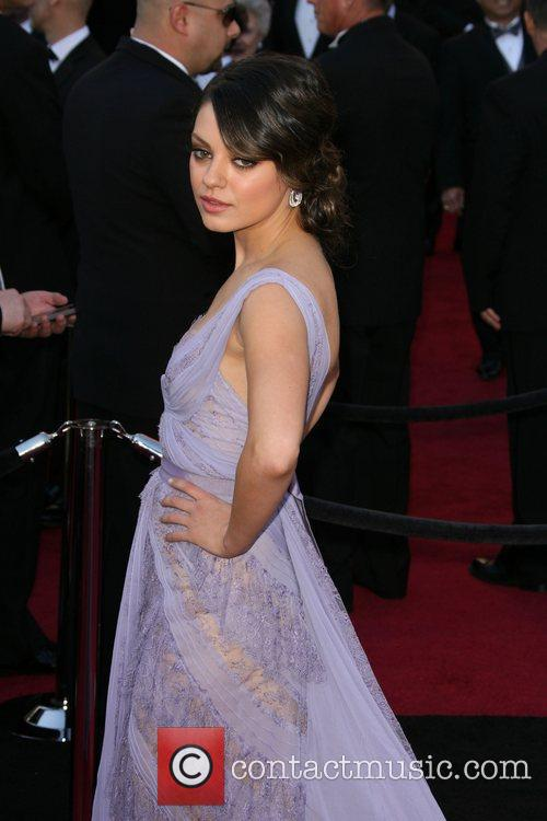 Mila Kunis, Academy Of Motion Pictures And Sciences and Academy Awards 7