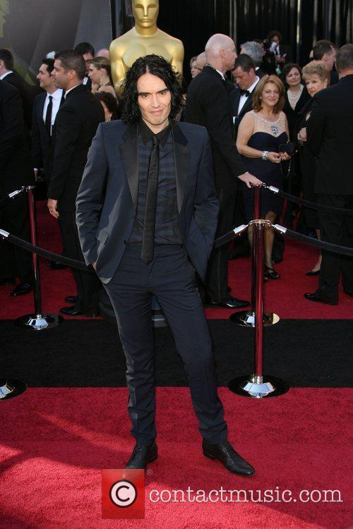 Russell Brand and Academy Of Motion Pictures And Sciences
