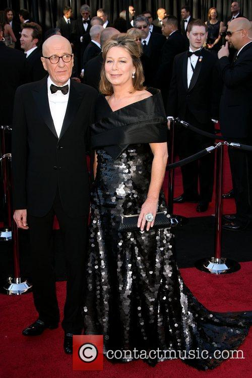 Geoffrey Rush, Jane Menelaus, Academy Of Motion Pictures And Sciences and Academy Awards 2