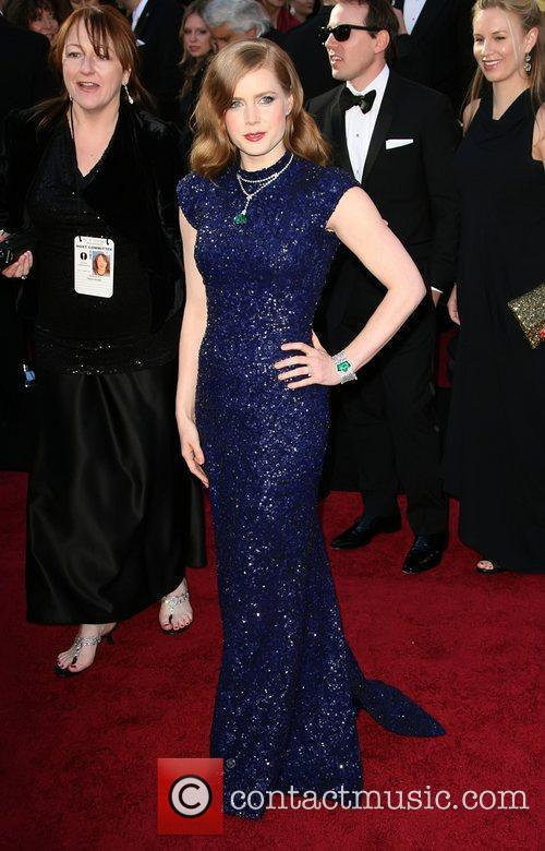 Amy Adams 83rd Annual Academy Awards (Oscars) held...