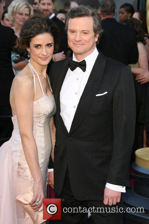 Colin Firth and Academy Of Motion Pictures And Sciences 8