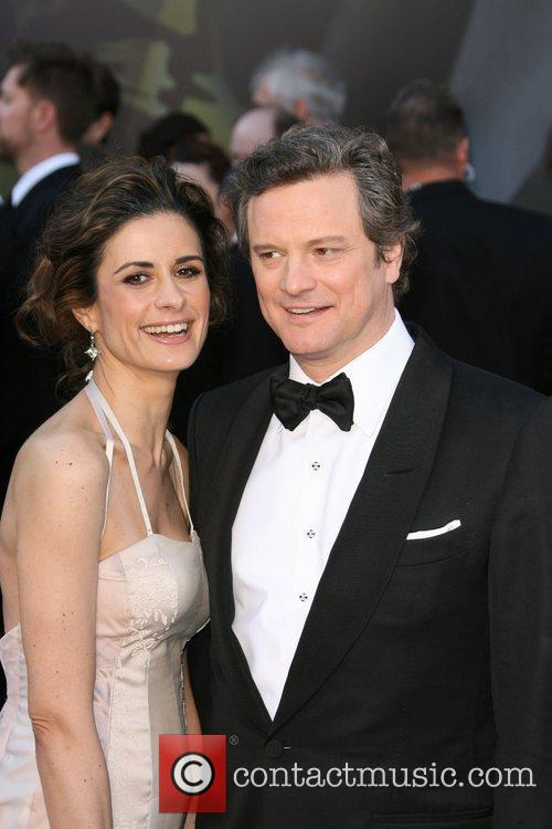 Colin Firth and Academy Of Motion Pictures And Sciences 6
