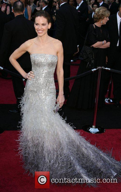 Hilary Swank 83rd Annual Academy Awards (Oscars) held...