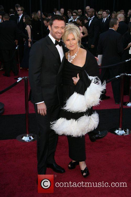 Hugh Jackman, Deborra-lee Furness, Academy Of Motion Pictures And Sciences and Academy Awards 3