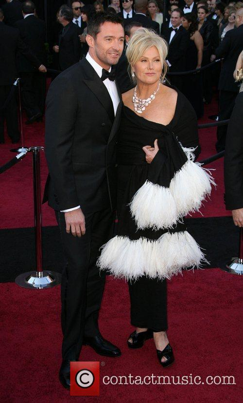 Hugh Jackman, Deborra-lee Furness, Academy Of Motion Pictures And Sciences and Academy Awards 4