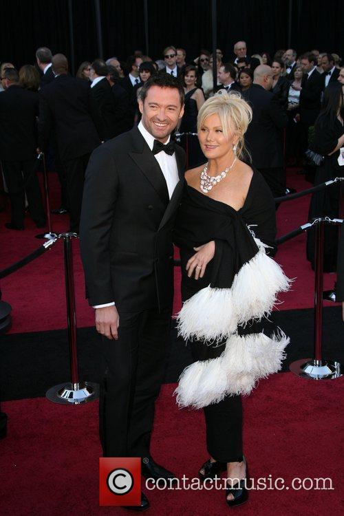 Hugh Jackman, Deborra-lee Furness, Academy Of Motion Pictures And Sciences and Academy Awards 1