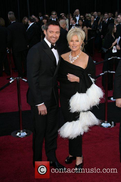 Hugh Jackman, Deborra-lee Furness, Academy Of Motion Pictures And Sciences and Academy Awards 2